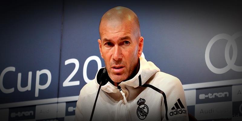 VÍDEO | Rueda de prensa de Zinedine Zidane tras el partido ante el Fenerbahçe