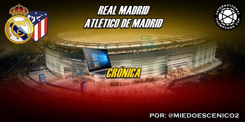 CRÓNICA | Tercer bolo. Humillante: Real Madrid 3 – 7 Atlético de Madrid