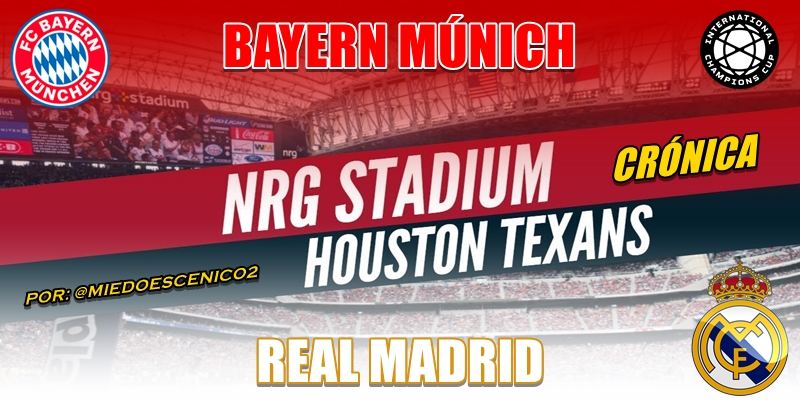 CRÓNICA | El primer bolo. Sorpresas y rutinas: Bayern Múnich 3 – 1 Real Madrid