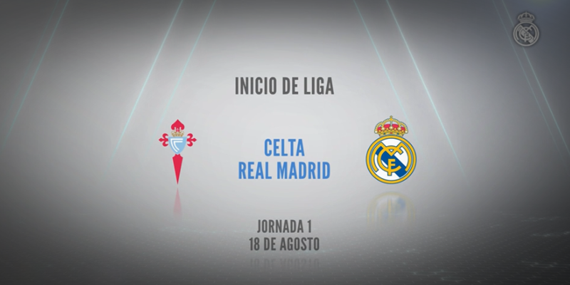 NOTICIAS | Calendario del Real Madrid para la Liga 2019/20
