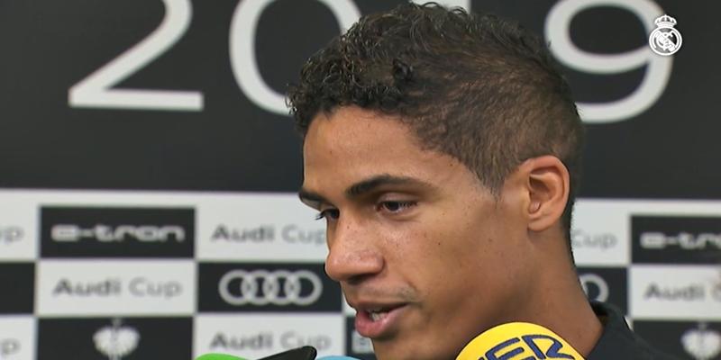 VÍDEO | Declaraciones post partido | Real Madrid vs Tottenham | Audi Cup