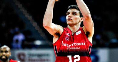 NOTICIAS | Carlos Alocén, nuevo jugador del Real Madrid Baloncesto