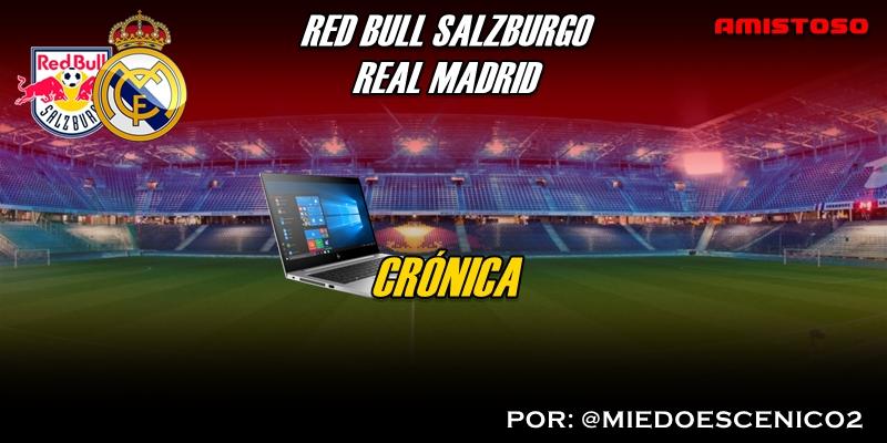 CRÓNICA | Sexto bolo. Más hormigón que violines: Red Bull Salzburgo 0 – 1 Real Madrid
