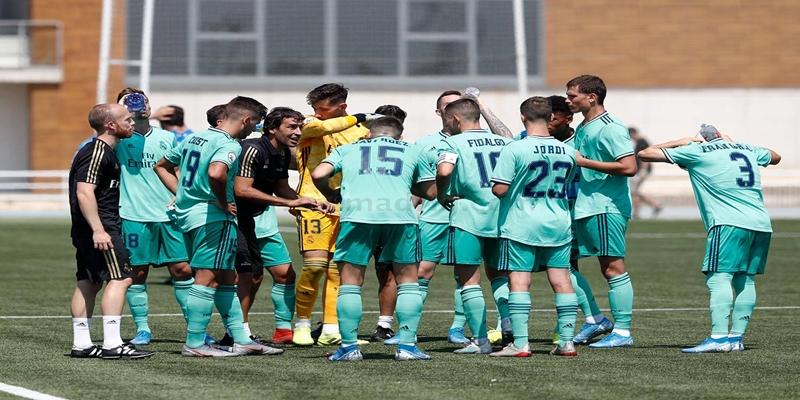 VÍDEO   Highlights   Las Rozas vs Real Madrid Castilla   2ª División B – Grupo I   Jornada 1