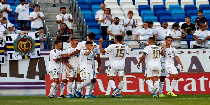 VÍDEO | Highlights | Real Madrid Castilla vs Marino de Luanco | 2ª División B – Grupo I | Jornada 2