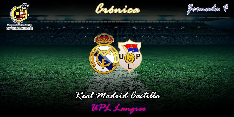 CRÓNICA   El retorno de Franchu y de Brian: Real Madrid Castilla 0 – 0 Langreo