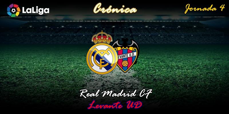 CRÓNICA | La sombra de Mister Hyde: Real Madrid 3 – 2 Levante
