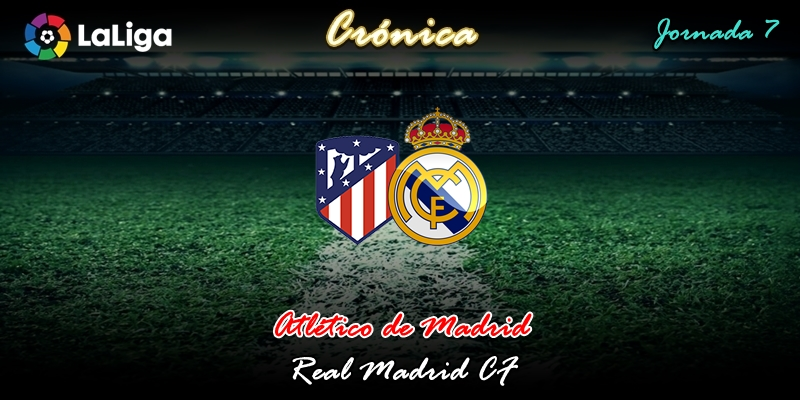CRÓNICA | Duro, pero romo: Atlético de Madrid 0 – 0 Real Madrid