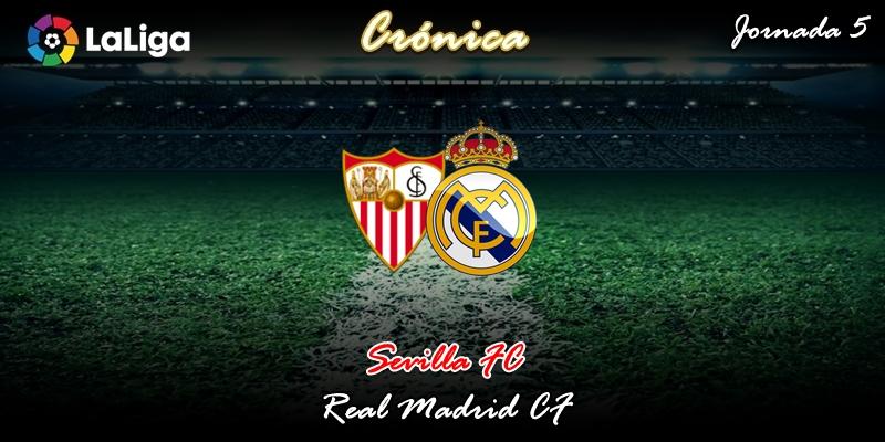 CRÓNICA | Deseos cumplidos (Una para Pepo): Sevilla 0 – 1 Real Madrid