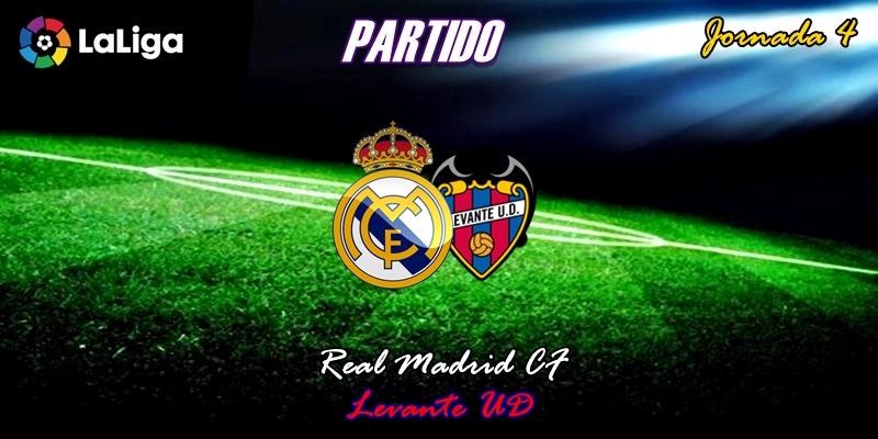 VÍDEO | Partido | Real Madrid vs Levante | LaLiga | Jornada 4