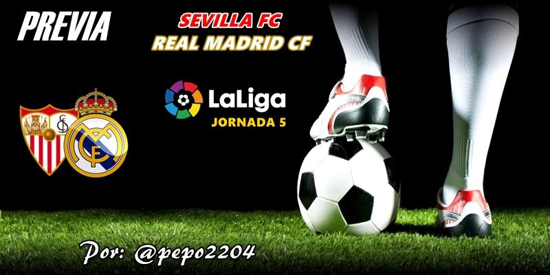 PREVIA | Sevilla vs Real Madrid: La decepción del juguete roto