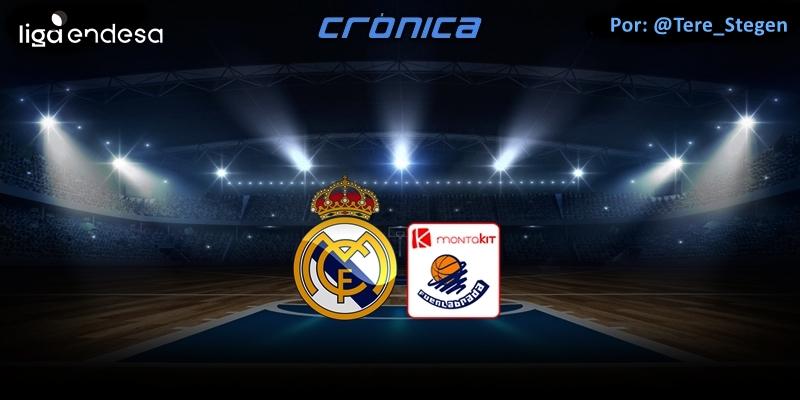 CRÓNICA | Descansando de la Euroliga: Real Madrid 89 – 64 Montakit Fuenlabrada