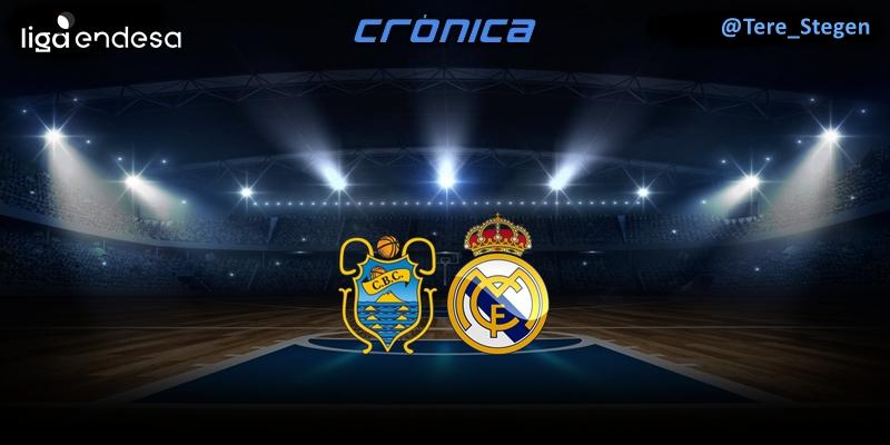 CRÓNICA   Partido sólido: Iberostar Tenerife 71 – 76 Real Madrid