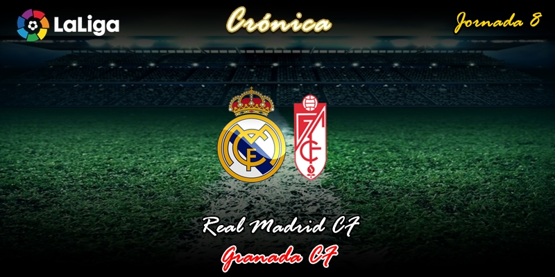 CRÓNICA | Disociaciones: Real Madrid 4 – 2 Granada