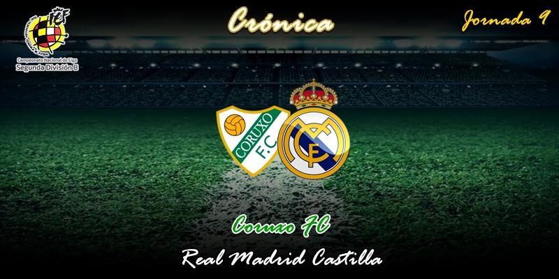 CRÓNICA | Segundas partes nunca fueron buenas: Coruxo FC 1 – 1 Real Madrid Castilla