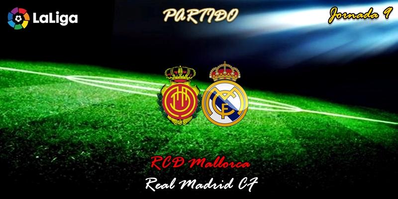 VÍDEO   Partido   RCD Mallorca vs Real Madrid   LaLiga   Jornada 9