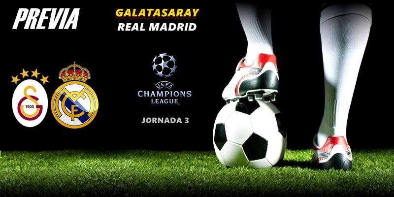 PREVIA   Galatasaray vs Real Madrid: Pasión o condena en Estambul