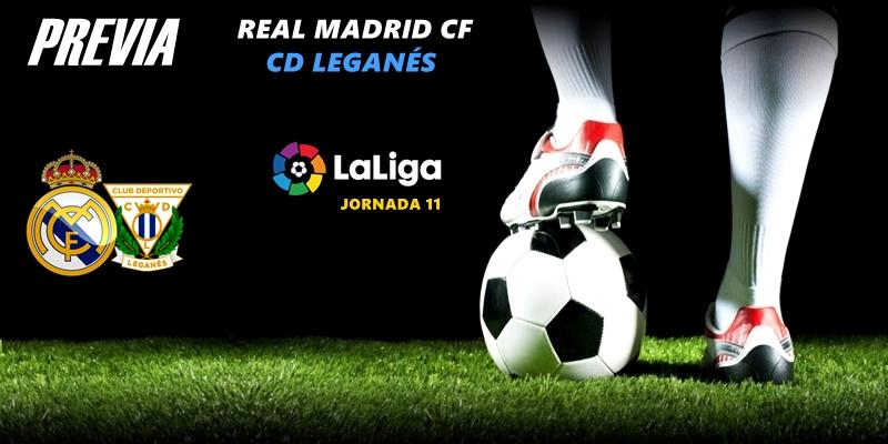 PREVIA | Real Madrid vs Leganés: Cambio de hora y costumbres