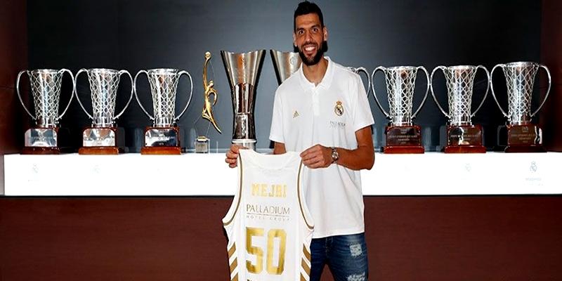 NOTICIAS | Salah Mejri, nuevo jugador del Real Madrid Baloncesto