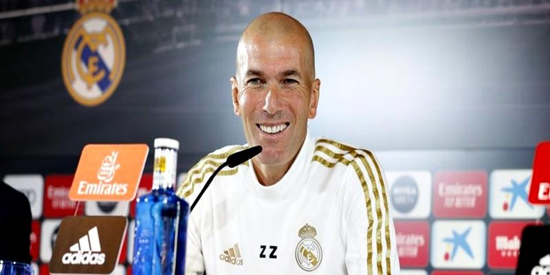 VÍDEO   Rueda de prensa de Zinedine Zidane previa al partido ante el Athletic Club Bilbao