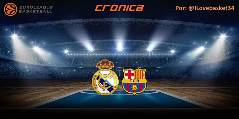 CRÓNICA | Not in my house: Real Madrid 86 – 76 FC Barcelona