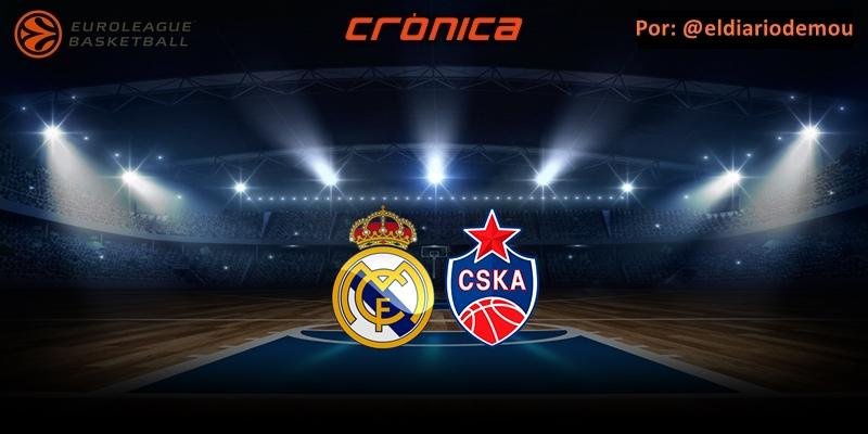 CRÓNICA | Conexión argentina: Real Madrid 97 – 81 CSKA Moscú