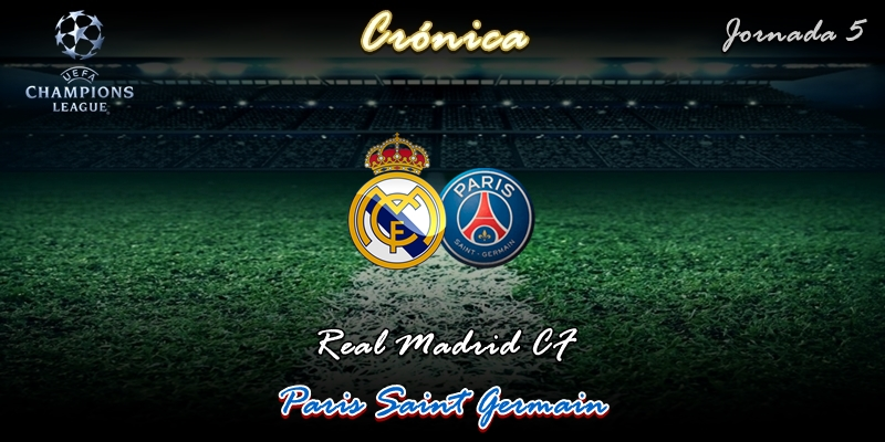 CRÓNICA | Gloria sin premio: Real Madrid 2 – 2 Paris Saint Germain