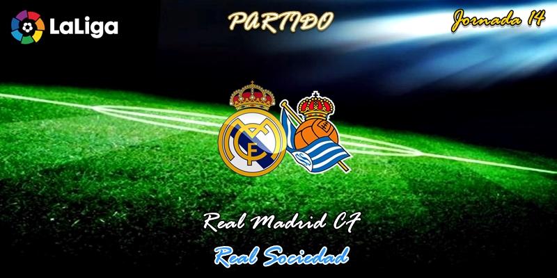 VÍDEO   Partido   Real Madrid vs Real Sociedad   LaLiga   Jornada 14