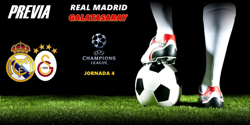 PREVIA | Real Madrid vs Galatasaray: A falta de tres, dame dos