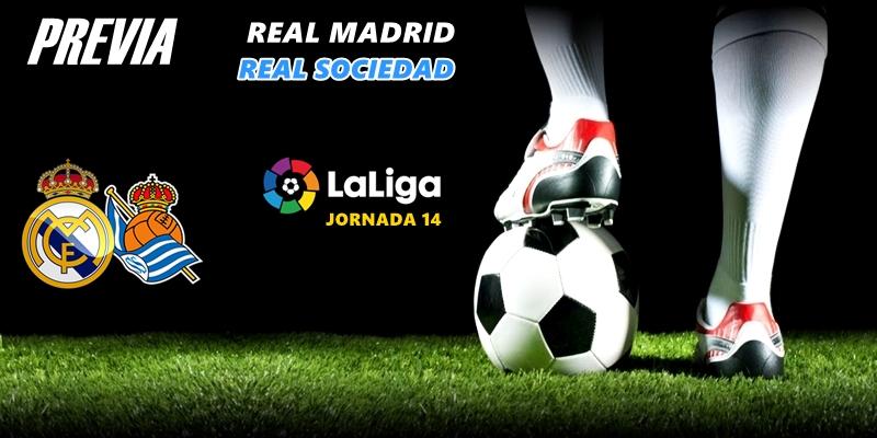 PREVIA | Real Madrid vs Real Sociedad: Hay Liga también con Bale