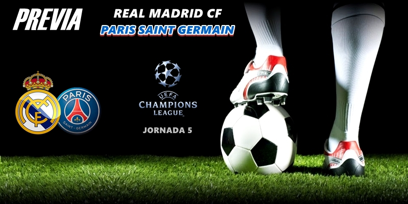 PREVIA | Real Madrid vs Paris Saint Germain: El futuro deseado