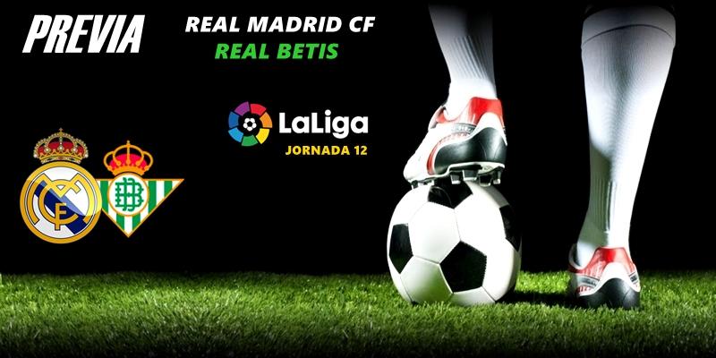 PREVIA | Real Madrid vs Betis: Mirala cara a cara que es la tercera