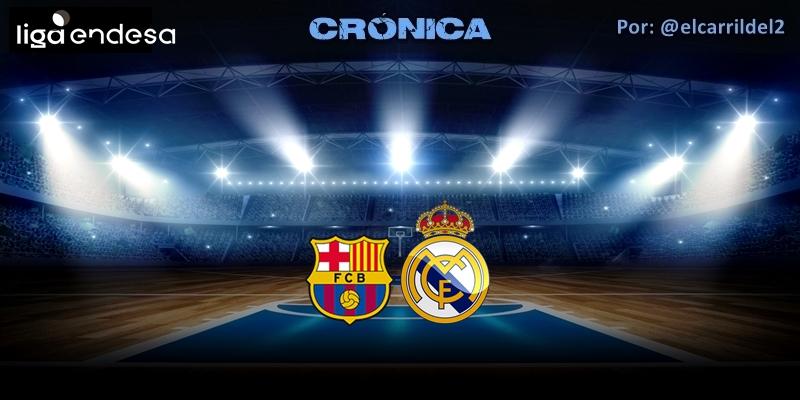 CRÓNICA | Petardazo en el Palau: FC Barcelona 83 – 63 Real Madrid