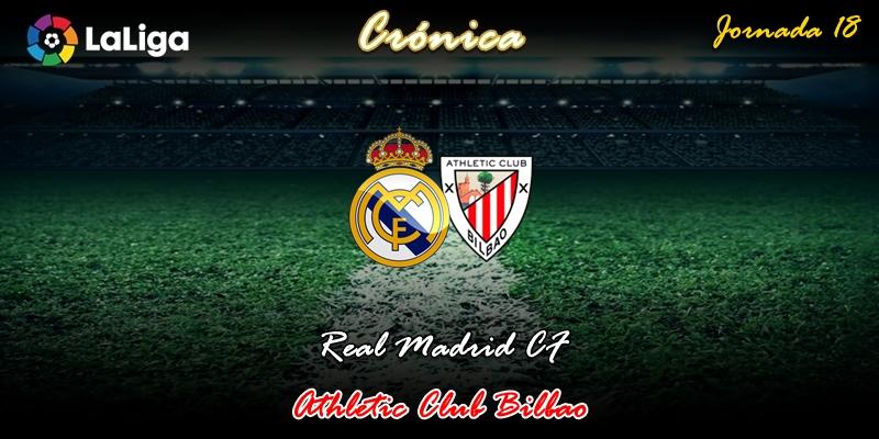 CRÓNICA   Pólvora mojada, apreciaciones sesgadas y palos: Real Madrid 0 – 0 Athletic Club Bilbao