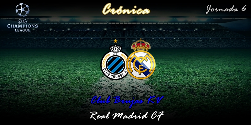 CRÓNICA   Vinicius y Rodrygo solucionan el trámite: Brujas 1 – 3 Real Madrid