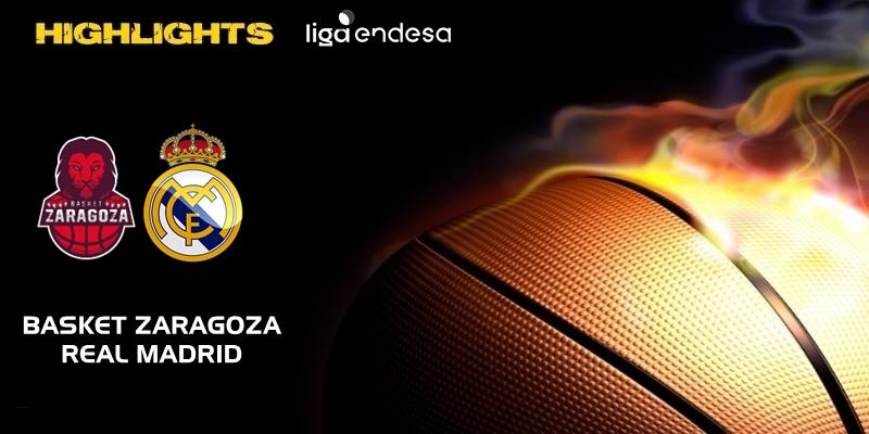 VÍDEO | Highlights | Casademont Zaragoza vs Real Madrid | Liga Endesa | Jornada 11