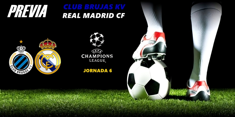 PREVIA   Brujas vs Real Madrid: A Brujas de turismo