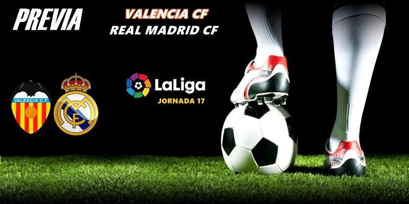 PREVIA | Valencia vs Real Madrid: Mascletá antes del Clásico