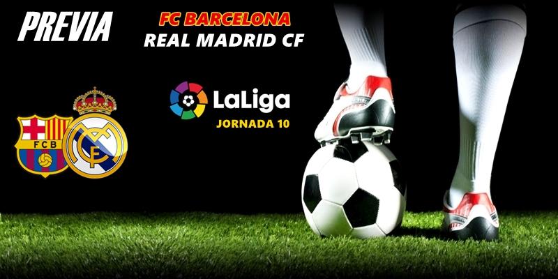 PREVIA   FC Barcelona vs Real Madrid: El Clásico menos Clásico