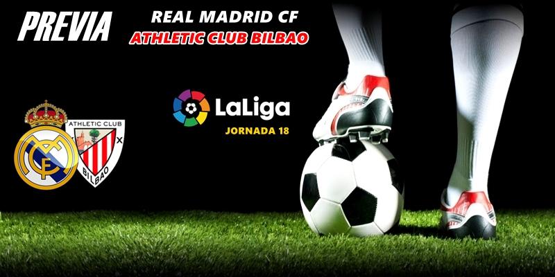 PREVIA   Real Madrid vs Athletic Club Bilbao: Un clásico tras el Clásico
