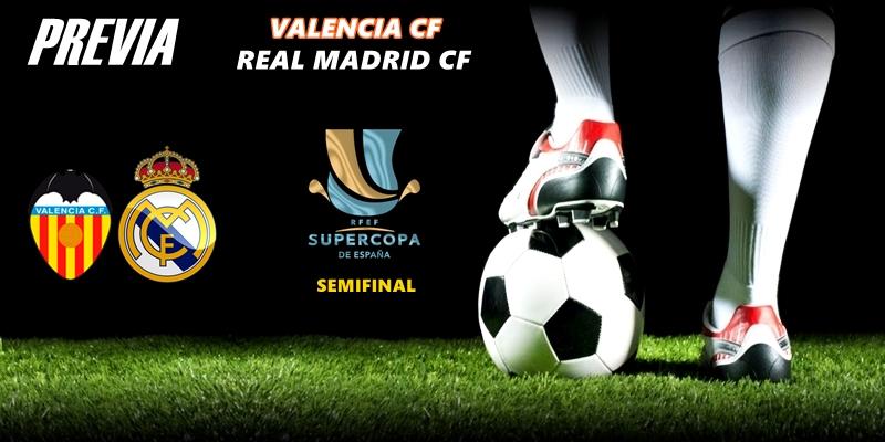 PREVIA   Valencia vs Real Madrid: El torneo no deseado
