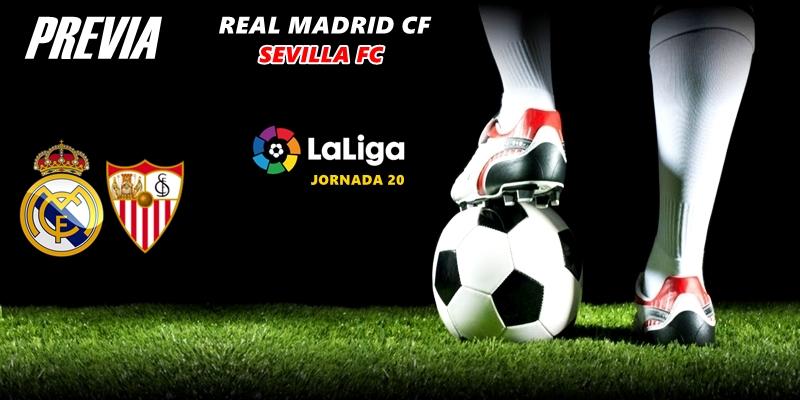 PREVIA | Real Madrid vs Sevilla: El pasillo de los valores