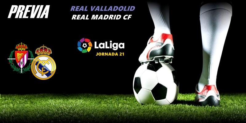 PREVIA   Valladolid vs Real Madrid: Ancha y fría es Castilla