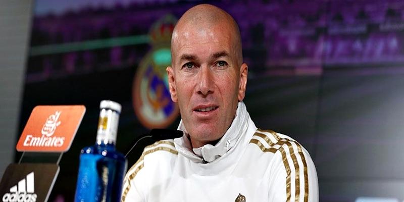 VÍDEO   Rueda de prensa de Zinedine Zidane previa al partido ante el Valladolid